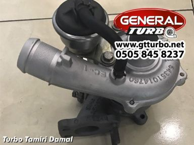 Damal Turbo Tamiri