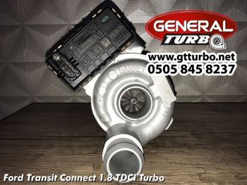 Ford Transit Connect 1.8 TDCI Turbo