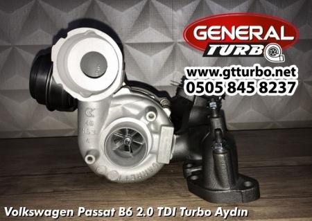 Volkswagen Passat B6 2.0 TDI Turbo Aydın