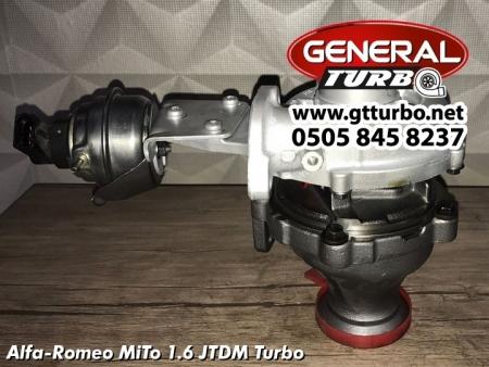 Alfa-Romeo MiTo 1.6 JTDM Turbo