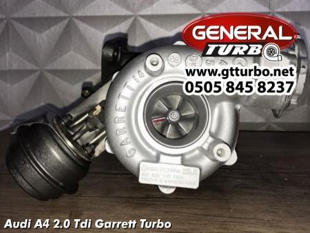 Audi A4 2.0 Tdi Garrett Turbo