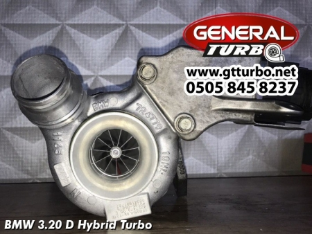 BMW 3.20 D Hybrid Turbo