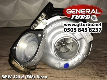 BMW 320 d (E46) Turbo