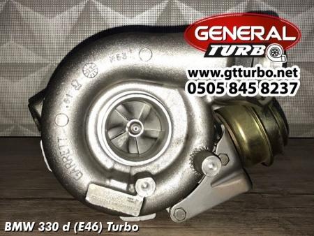 BMW 330 d (E46) Turbo