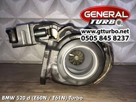 BMW 520 d (E60N / E61N) Turbo