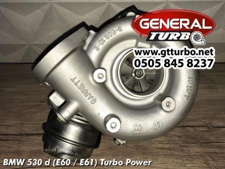 BMW 530 d (E60 / E61) Turbo Power