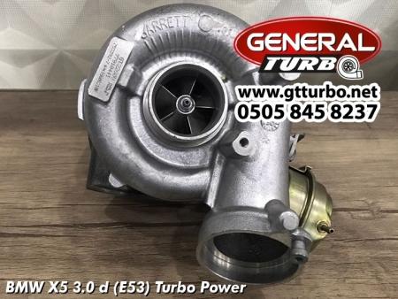 BMW X5 3.0 d (E53) Turbo Power