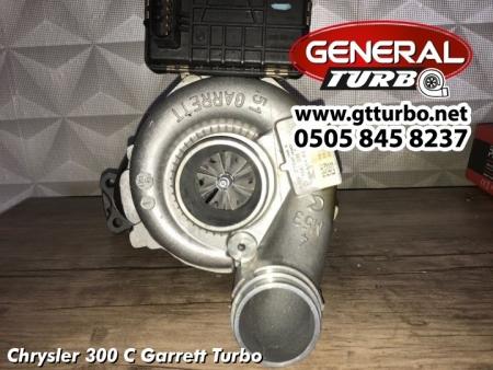 Chrysler 300 C Garrett Turbo