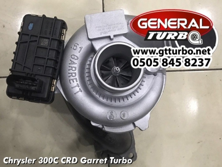 Chrysler 300C CRD Garret Turbo