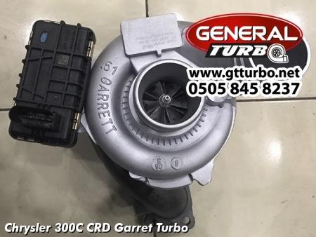 Chrysler 300C CRD Garret Turbo