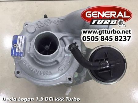 Dacia Logan 1.5 DCi kkk Turbo