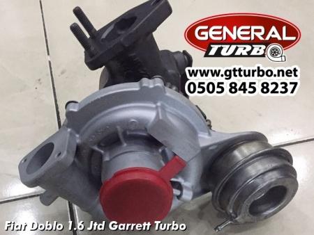 Fiat Doblo 1.6 Jtd Garrett Turbo