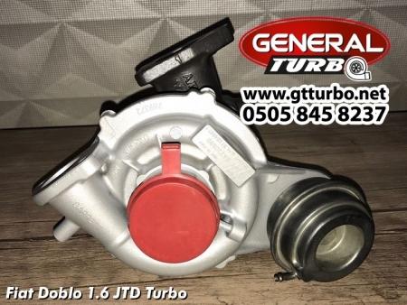 Fiat Doblo 1.6 JTD Turbo