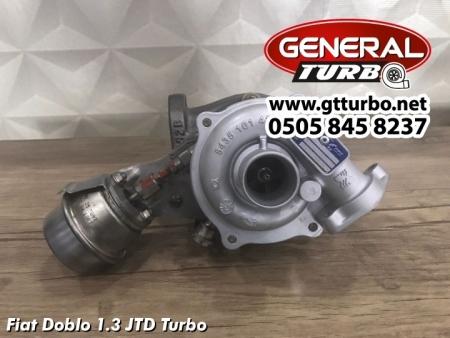 Fiat Doblo 1.3 JTD Turbo