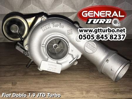 Fiat Doblo 1.9 JTD Turbo