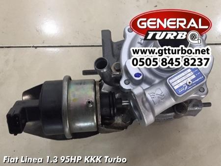 Fiat Linea 1.3 95HP KKK Turbo
