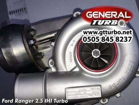 Ford Ranger 2.5 IHI Turbo