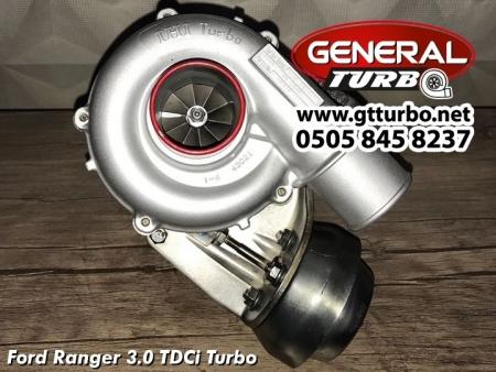 Ford Ranger 3.0 TDCi Turbo