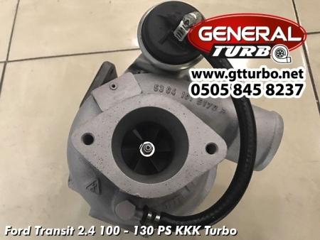 Ford Transit 2.4 100 - 130 PS KKK Turbo