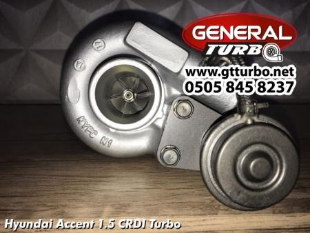 Hyundai Accent 1.5 CRDI Turbo