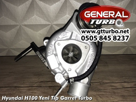 Hyundai H100 Yeni Tip Garret Turbo