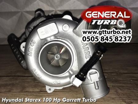 Hyundai Starex 100 Hp Garrett Turbo