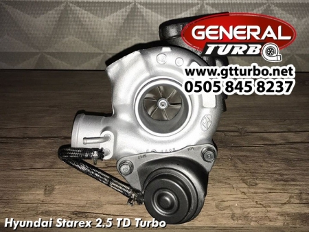 Hyundai Starex 2.5 TD Turbo