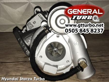 Hyundai Starex Turbo