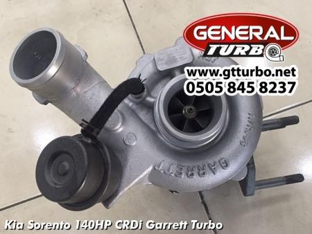 Kia Sorento 140HP CRDi Garrett Turbo