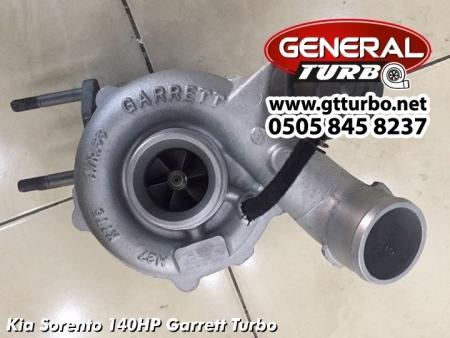 Kia Sorento 140HP Garrett Turbo