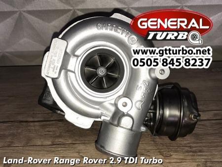 Land-Rover Range Rover 2.9 TDI Turbo
