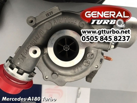 Mercedes A180 Turbo