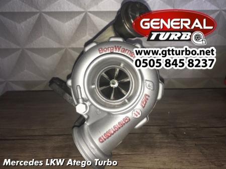 Mercedes LKW Atego Turbo
