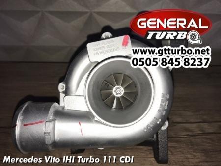 Mercedes Vito IHI Turbo 111 CDI