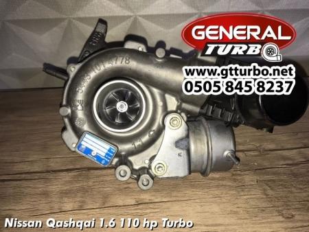 Nissan Qashqai 1.6 110 hp Turbo