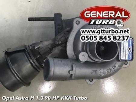 Opel Astra H 1.3 90 HP KKK Turbo