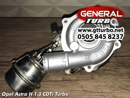 Opel Astra H 1.3 CDTi Turbo