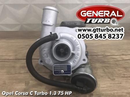 Opel Corsa C Turbo 1.3 75 HP