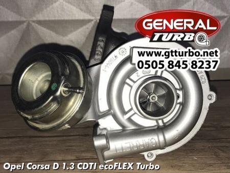 Opel Corsa D 1.3 CDTI ecoFLEX Turbo