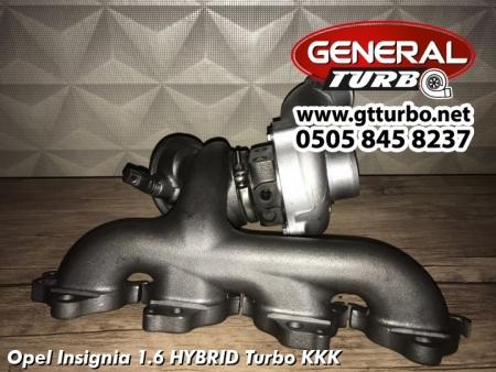 Opel Insignia 1.6 HYBRID Turbo KKK