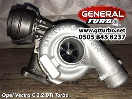 Opel Vectra C 2.2 DTI Turbo