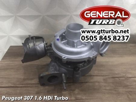 Peugeot 307 1.6 HDi Turbo