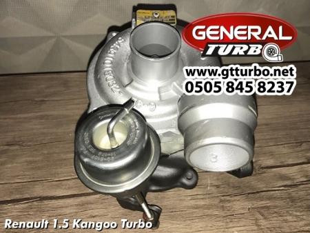 Renault 1.5 Kangoo Turbo