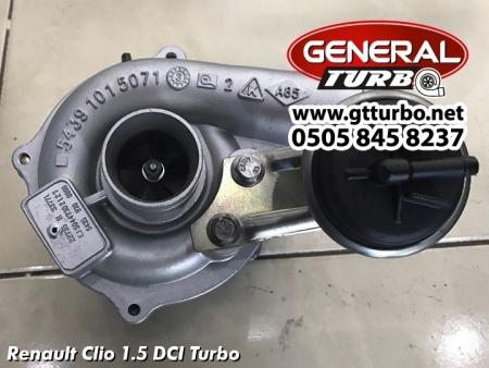 Renault Clio 1.5 DCI Turbo