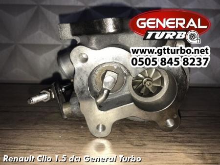 Renault Clio 1.5 DCI General Turbo