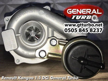 Renault Kangoo 1.5 DCi General Turbo