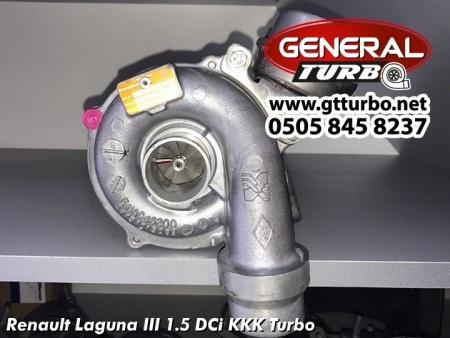 Renault Laguna III 1.5 DCi KKK Turbo