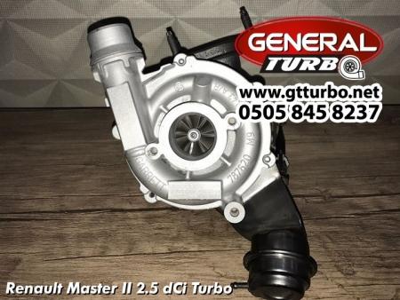Renault Master II 2.5 dCi Turbo