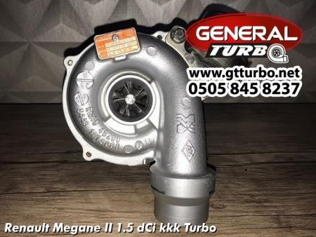 Renault Megane II 1.5 dCi kkk Turbo