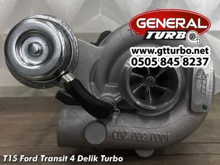 T15 Ford Transit 4 Delik Turbo